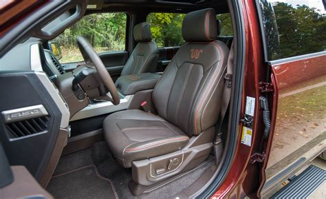 Ford King Ranch Interior by 2017 Ford F 150 Cars Exclusive And Photos Updates