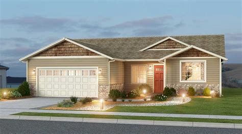 villas lifestyle 1491 custom home plan by lexar homes