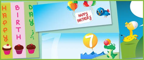 birthday card template designs free early years