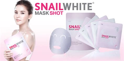 Sale 5 Gram Snail White Original Thailand snail white mask whitening bright repair renew recovery thailand best selling