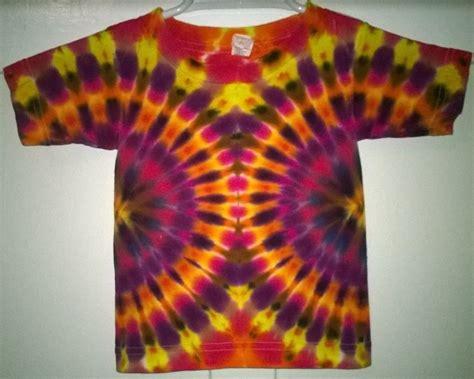 Gamis Tiedye V 4 new tie dye alstyle 2t toddler tshirt v yoke pattern