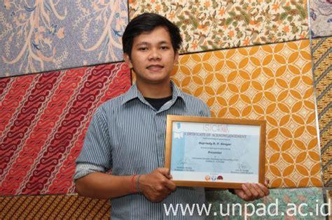 Benih Eceng Gondok mahasiswa fakultas pertanian unpad ciptakan biopolybag