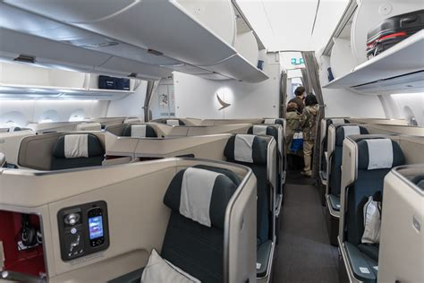 a350 cabin review cathay pacific a350 business class vancouver to
