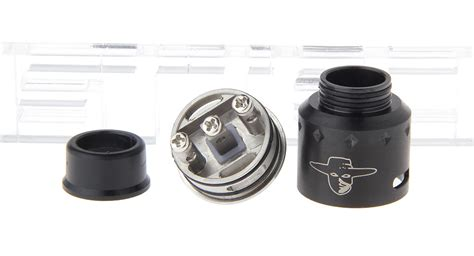 Sold Out Rda Tsunami 22mm Clone 11 8 11 zorro styled rda rebuildable atomizer