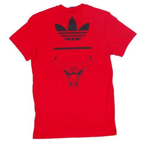 adidas originals chicago bulls t shirt mens t shirts