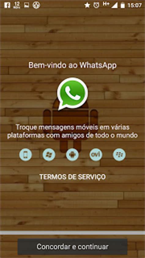 tutorial whatsapp transparente como deixar o whatsapp transparente