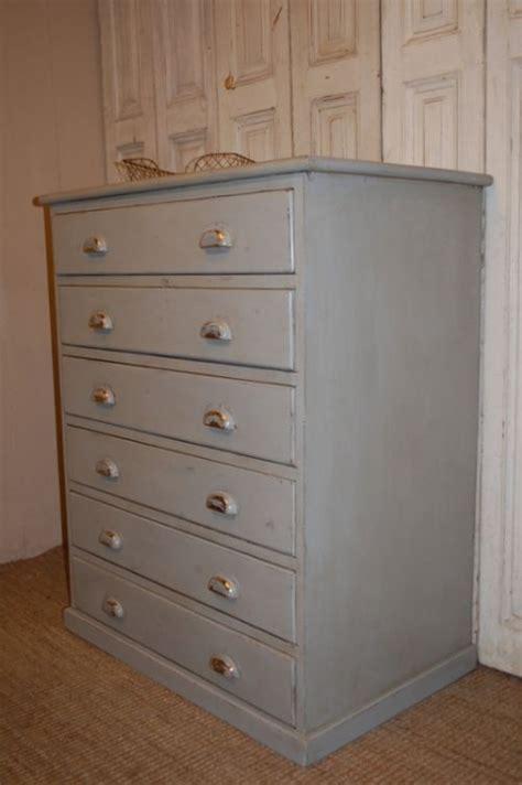 Boy Dresser Plans by Antique Six Drawer Boy Plan Chest Industrial