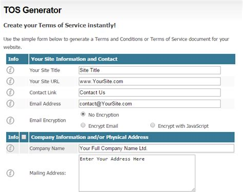 adsense tos cara membuat term of service tos di blog syarat google