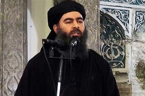 abu bakr al baghdadi isis leader abu bakr al baghdadi is definitely dead