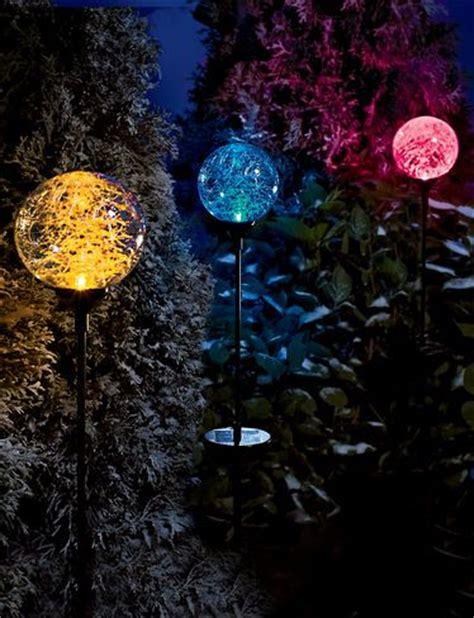 Outdoor Solar Light Sphere Rachael Edwards Solar Sphere Lights