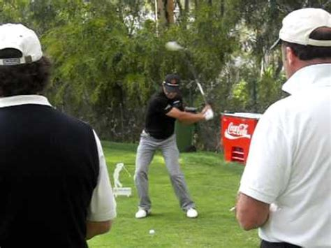 mike weir swing nathan smith pa state am chion slow motion swing