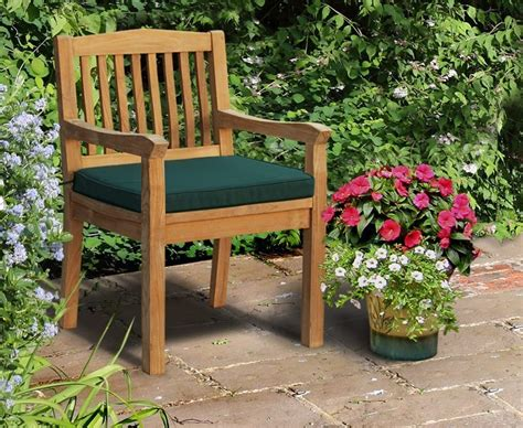 8 Chair Patio Set by Teak Garden Extendable Dining Set With 8 Armchairs