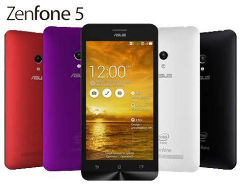 Hp Asus Zenfone 5 Di review spesifikasi dan harga asus zenfone 5 terbaru