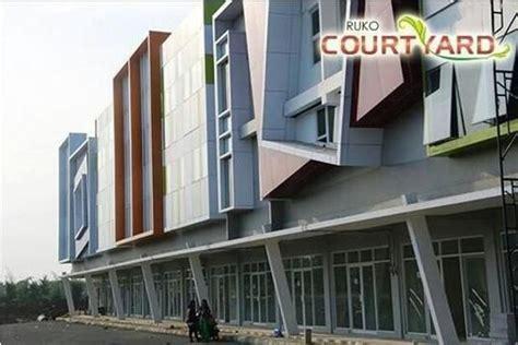 Biaya Tempat Kuret Yg Murah Ruko Murah Dijual Courtyard Terraz Akses Dan Tempat Yg