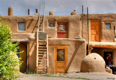 adobe home cool adobe home on native american adobe house taos pueblo