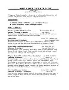 Cardiovascular Technician Sle Resume by Cardiovascular Technician Cover Letter
