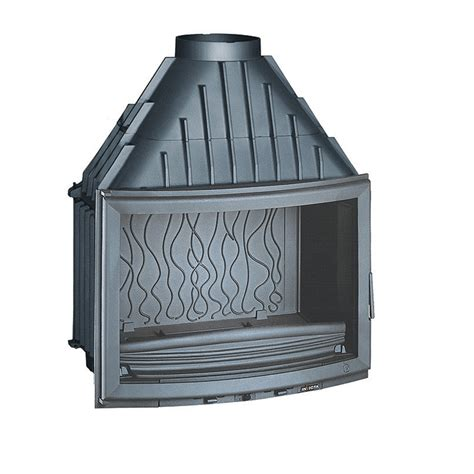 Foyer 700 14kw En Fonte Invicta by Invicta Fireplaces Panoramic 700 Side 70 Cm