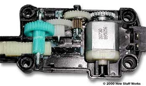 What Is Power Door Locks In Car by Inside The Actuator How Power Door Locks Work