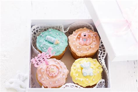 Recipes For Baby Shower Cupcakes by Baby Shower Cupcakes Recipe Taste Au