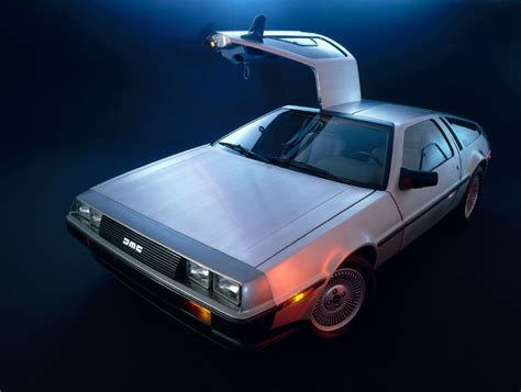 what year is the delorean from back to the future set your flux capacitor delorean car coming back to the