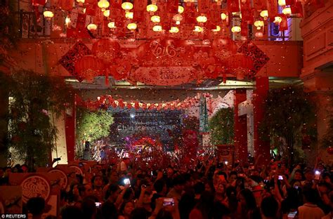 new year hers beijing beijing welcomes new year the year of the monkey