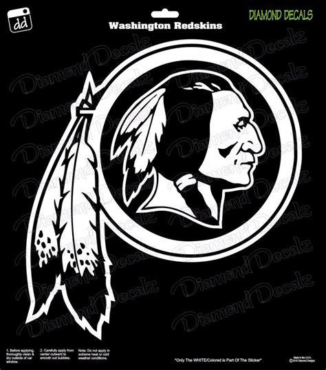 details  washington redskins logo nfl football team