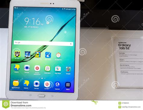 Tab Samsung Feb by Samsung Galaxy Tab S2 Mobile World Congress 2016