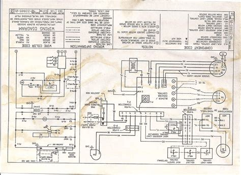 awesome ruud heat thermostat wiring diagram