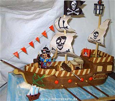 kuchen piratenschiff rezept rezept piratenschiff kinderrezepte de