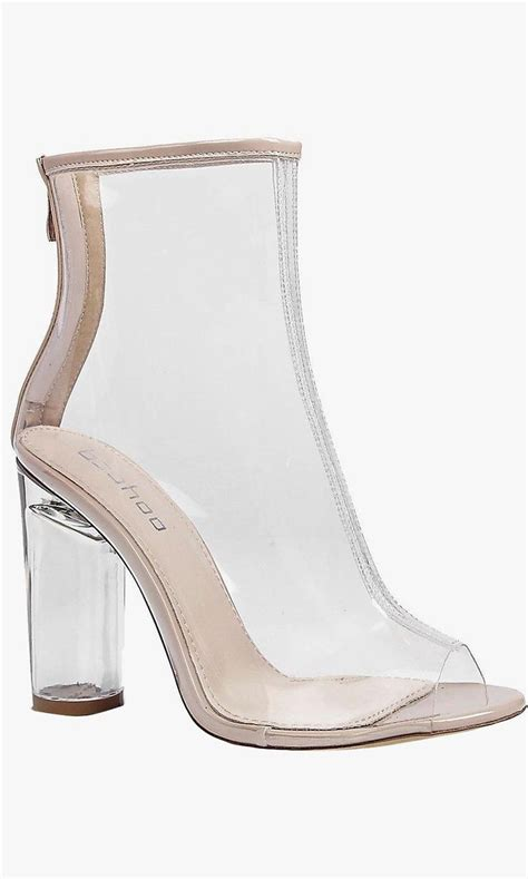 clear high heels shoes 28 images womens clear perspex