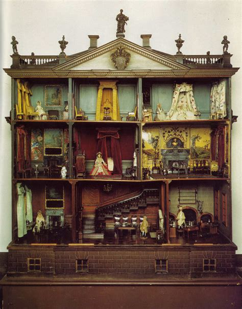 used dolls house old victorian doll houses miniatures pinterest