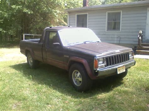 Jeep Comanche Project Pin Jeep Forum 97straight6s Album Day Spent In