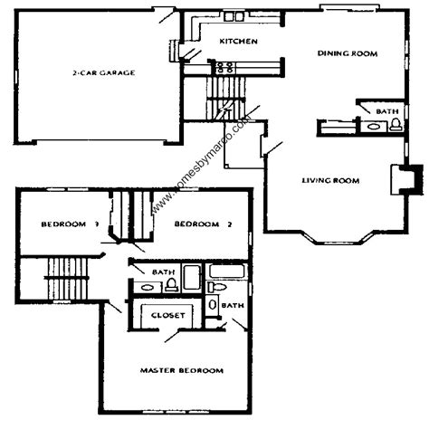 providence homes floor plans chelsey model in the providence village subdivision in