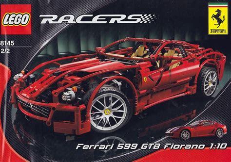 Racers   Ferrari   Brickset: LEGO set guide and database