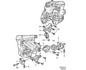 saab aero 9000 engine diagram get free image about
