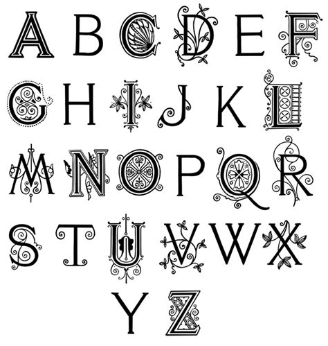 fancy alphabet letter templates fancy alphabet letters new calendar template site