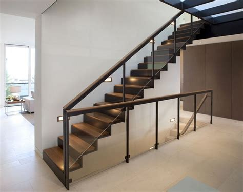 Glass Stair Railing Design Founder Stair Design Ideas