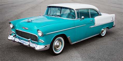 bel air same family 50 years 1955 chevrolet bel air
