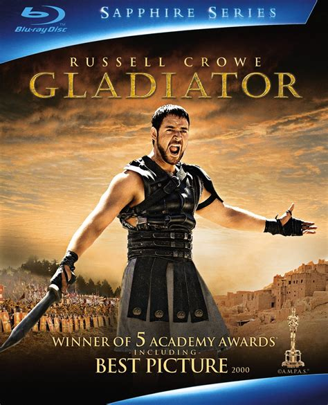 film gladiator which was released in 2000 gladiator dvd release date