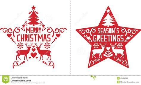 christmas card design stock vector illustration  yuletide