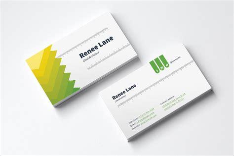 beautiful business card templates 24 architect business card templates free premium