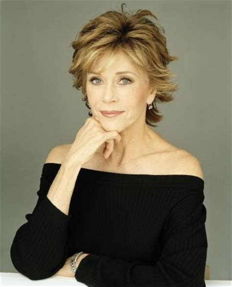 how to cut short klute cut jane fonda mature hairstyle hair and nails beauty etc