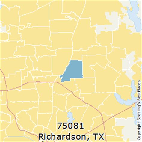 where is richardson on the map best places to live in richardson zip 75081