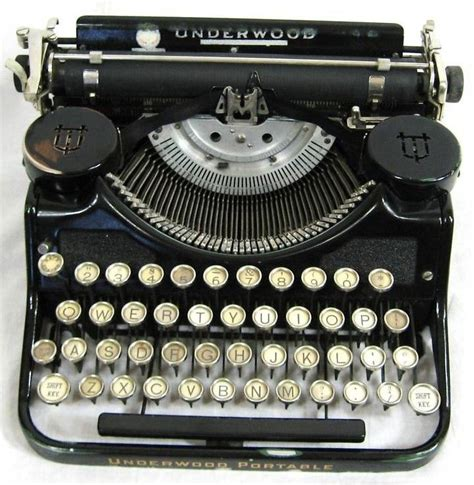 typewriter today technology for individuals