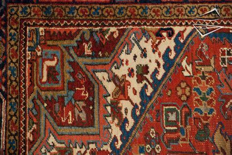 heriz rug value antique heriz rug 7 x 9
