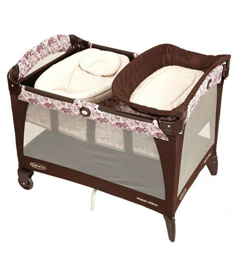 how to make a pack n play more comfortable graco pack n play playard with newborn napper station