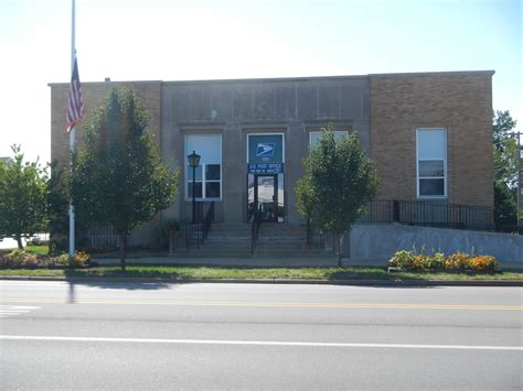 Eaton Rapids Post Office by Lowell Michigan Post Office Post Office Freak