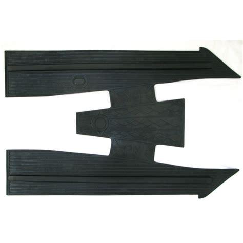pedana vespa pk tappeto tappetino pedana nero morbido per vespa pk 50 125 s