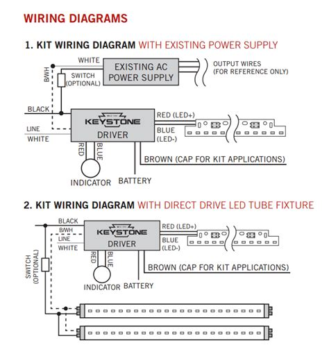 t8 fluorescent light fixture wiring diagram 28 images