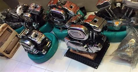 Mesin Harley lapak mesin moge copotan harley jakarta lapak motor bekas motkas